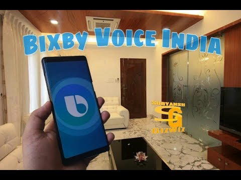 Bixby Voice India Initial Setup and All Features(How to Use) ||HINDI||