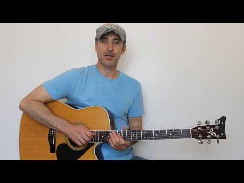 Working On Me - Clay Walker - Guitar Lesson | Tutorial