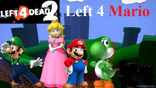 Left 4 Dead 2 (Walkthrough FR) Left 4 Mario