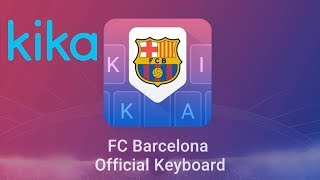 New Apps Like FC Barcelona Official Keyboard Recommendations