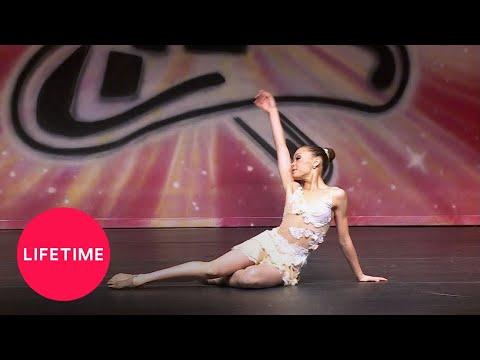 Dance Moms: New Chloes Headpiece Trouble Season 4 Flashback  Lifetime