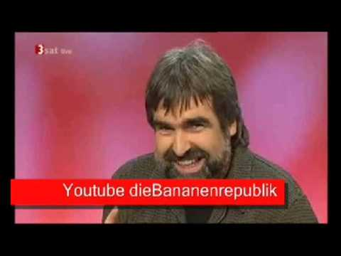 14.02.2012 Preiswert oder Billig! bis neulich Dienstag Volker Pispers! die Bananenrepublik
