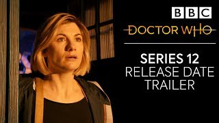 Doctor Who Series 12 DATE ANNOUNCEMENT Trailer | Doctor Who - BBC
