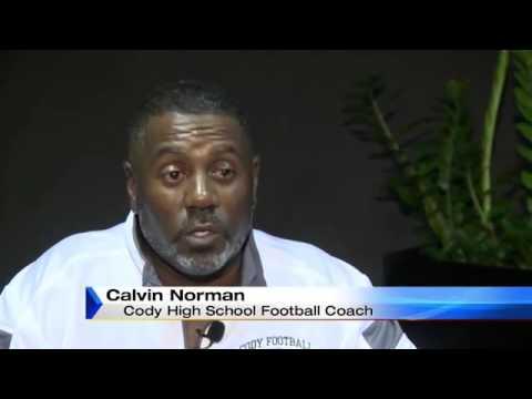 Brawl Between Two Detroit High School Football Teams