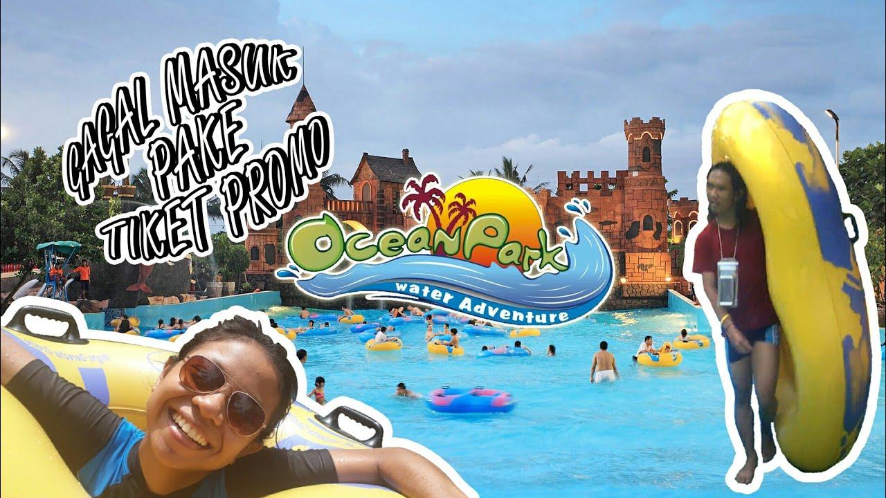 Reivlog 2 Gagal Masuk Pake Tiket Promo Ke Ocean Park Naik Bsd Motor W Bf