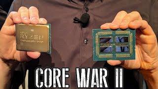 Core War Ii   Amd Vs Intel