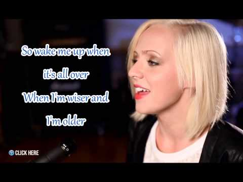 Wake Me Up - Cover by Madilyn Bailey (Lyrics)