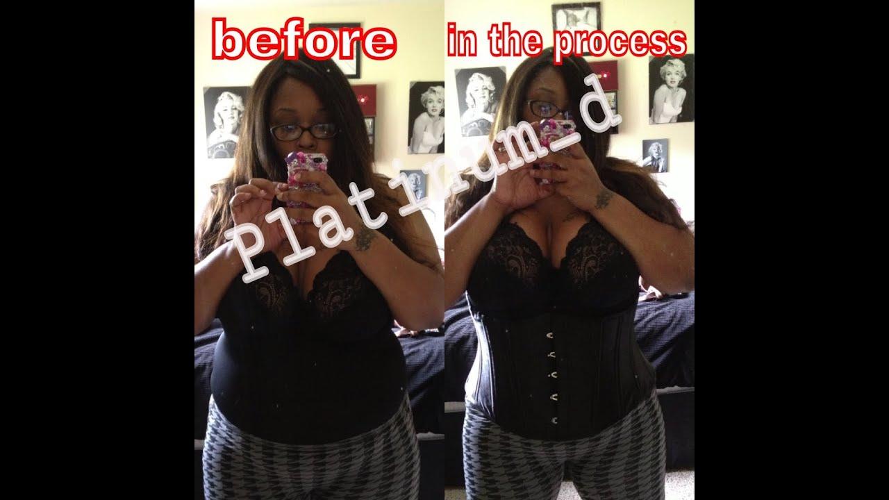 hour glass figure! corset training - youtube