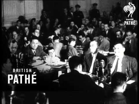 Un-American Activities Enquiry (1947)