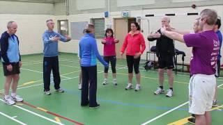 Chi Running Ireland - Catherina McKiernan Seminars
