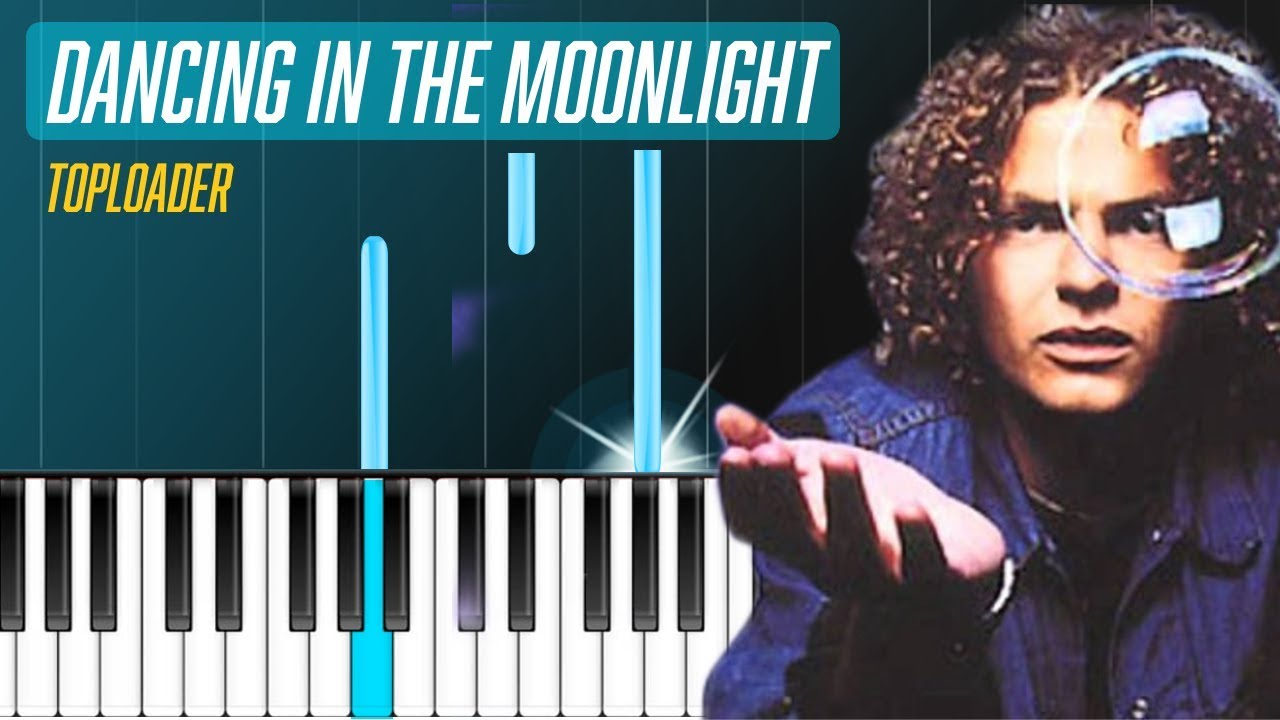 how to play dancing in the moonlight