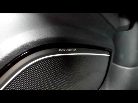 2012 Audi A3 Bang  Olufsen SurroundSoundSystem 1111  YouTube