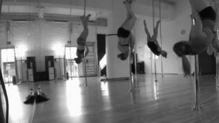 Pole Dance Beginner Choreografie zu  Tito & Tarantula - After Dark