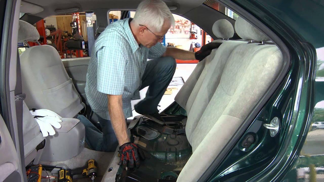 Toyota Prius Gen 1 Hybrid Battery Installation