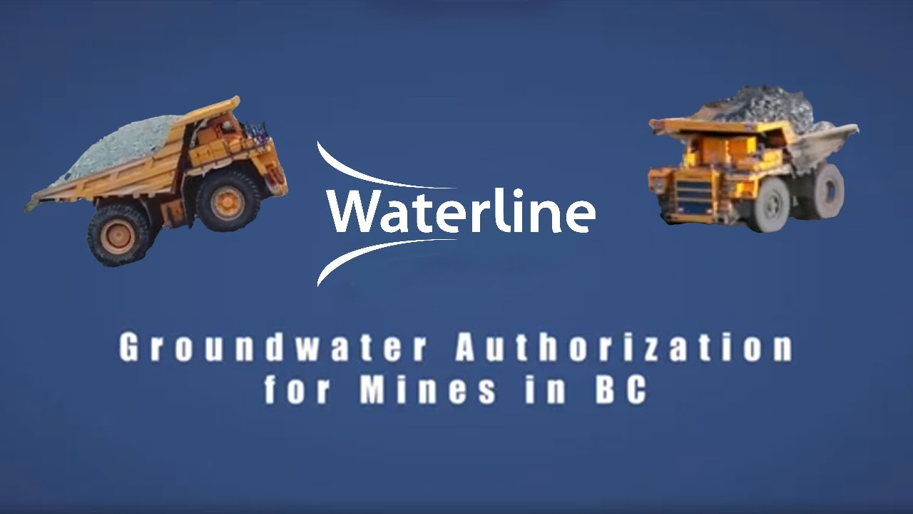 Mines and Groundwater Licensing Requirements in BC