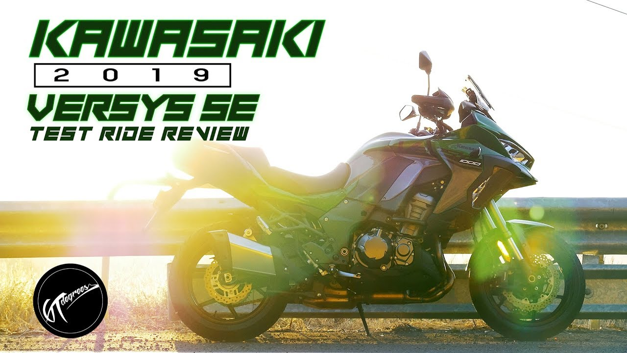 Kawasaki Versys SE Test Ride Honest Review
