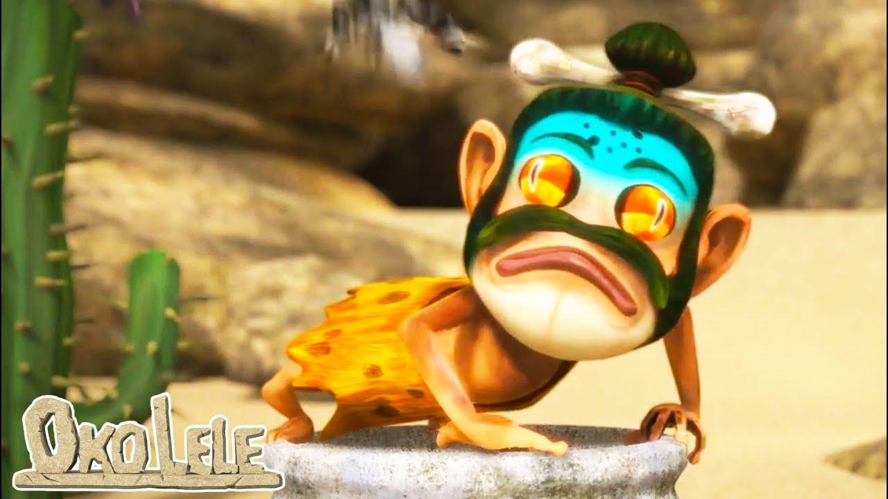 Oko Lele 🕷️🦂 Lele Story - Most interesting episodes - CGI animated short