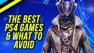 The Top 6 Best PS4 Games You Need To Play & 3 That Are Not Worth The Cost