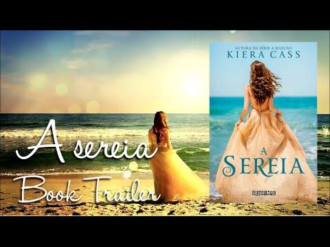 A SEREIA, de Kiera Cass - Book Trailer Oficial   Legendado