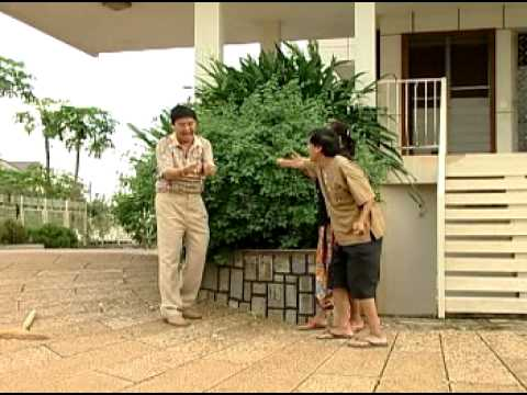 Khmer Comedy - Derm Jek 01 Neay Koy Neay Krem Funny Joke