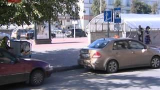 В Великом Новгороде ловили таксистов-нарушителей