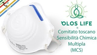 Comitato toscano MCS - Insieme per il riconoscimento della Sensibilità chimica multipla (2018 - 4k)