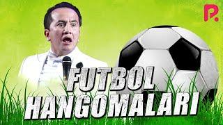 Valijon Shamshiyev - Futbol hangomalari