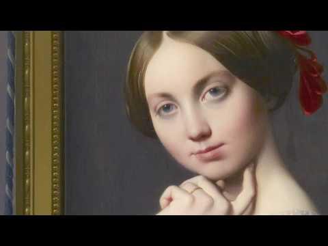 """Jean-Auguste-Dominique Ingres, """"Comtesse d'Haussonville"""""""