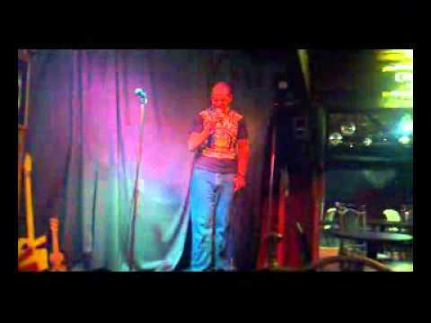 Karaoke at Hooligan's-ChanceN.wmv