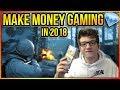 7 Ways to Make Money Gaming in 2018! [Like OpTic Scump]
