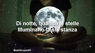 Bruno Mars - Talking to the Moon (Traduzione Italiana)