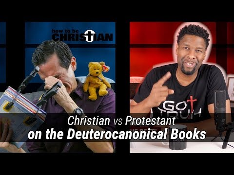 Christian vs. Protestant on Deuterocanonical Books