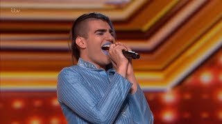 The X Factor UK 2018 Ezat Azur Auditions Full Clip S15E06