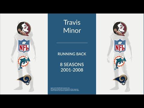 Travis Minor: Football Running Back