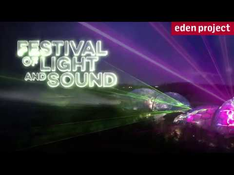 Festival of Light and Sound 2017 - Eden Project