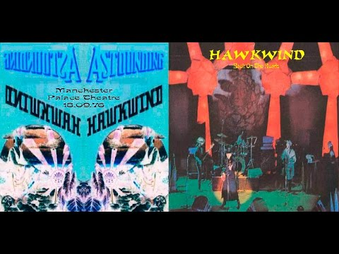 Hawkwind - Palace Theatre, Manchester, 18th September, 1976