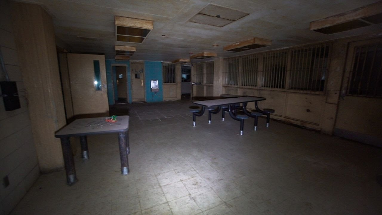 Download Abandoned New Orleans City Jail - SHUT DOWN BY HURRICANE KATRINA 🔴