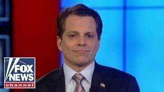 Scaramucci reacts to resignation of Hope Hicks