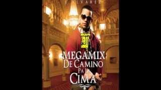 J Alvarez   De Camino Pa La Cima Megamix dementedj 2014 el capo del sur desde temuco, chile