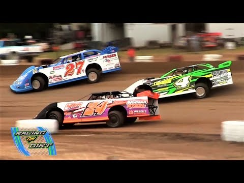 6-9-18 Late Model Heat 3 Merritt Speedway