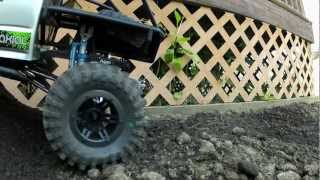 Axial Honcho SCX10 with Upgrades