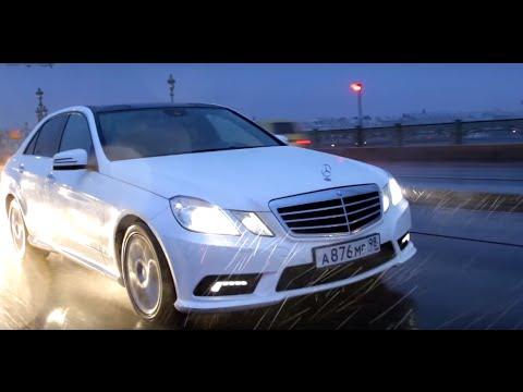 Mercedes Benz E 350 , когда купил не тот автомобиль!
