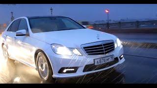 Mercedes Benz E 350 , когда купил не тот автомобиль!(, 2016-06-25T15:58:05.000Z)