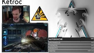Mass Ravens vs Early Swarm Hosts - Masters TvZ - Starcraft 2 LotV