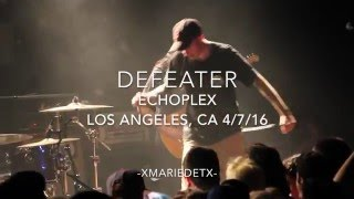 Watch Defeater The Red White And Blues video