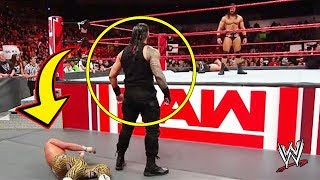10 WWE Superstars SAVING Wrestlers From Losing a Match!