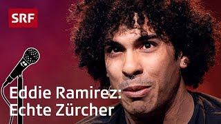 Eddie Ramirez: Zürcher atmen durchs linke Nasenloch | Comedy Talent Show mit Lisa Christ| SRF Comedy