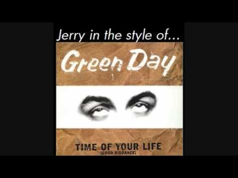 Green Day  Good Riddance Time of your Life Instrumental  Versi