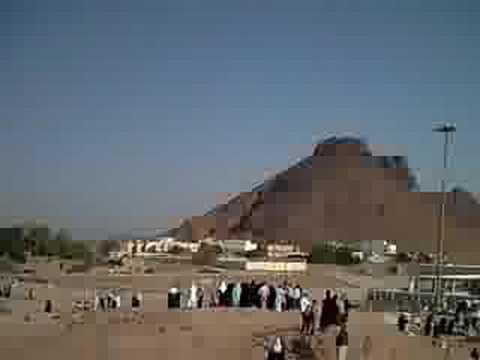 جبل الرماة جبل أحد 1 Youtube