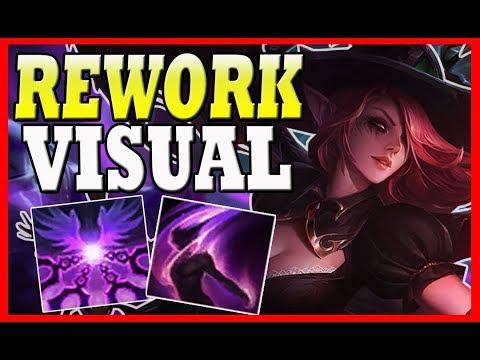 EL NUEVO REWORK DE MORGANA ES SIMPLEMENTE PERFECTO | League of Legends | Drake Rajanj thumbnail